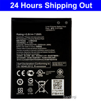 C11P1506 Battery For ASUS Live G500TG ZC500TG Z00VD for ZenFone Go High Quality  Batteries 2070mAh
