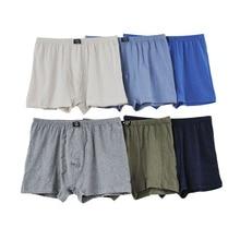 10Pcs Male Underwear Mens Boxer Men's Sexy Underpants For Men Panties Cotton Comfortable