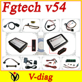 2017 New Arrival VD300 Fgtech Galletto 4 Master v54 Fgtech FG Tech Galletto 4 Master FGTech Support BDM Function Free Shipping