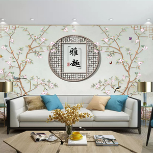 beibehang Custom fashion decor