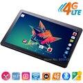 10 дюймов 1920*1200 IPS Экран phablet MT8752 Окта основные 4 Г LTE tablet pc 10 дюймов GPS планшетный Android 6.0 зефир для детей игры