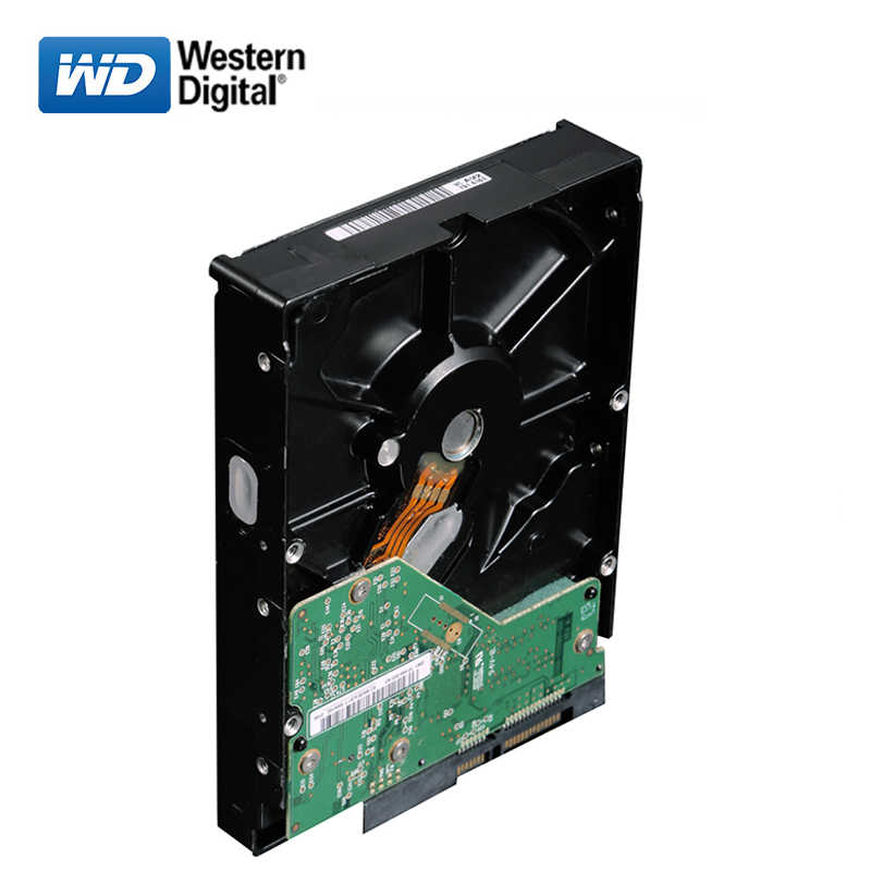 """WD черный диск 500 Гб внутренний жесткий диск 3,5 """"7200 об/мин SATA3 игровая Механическая HDD 6 ГБ/сек. 64 Мб HD Жесткий диск для настольных компьютеров"""