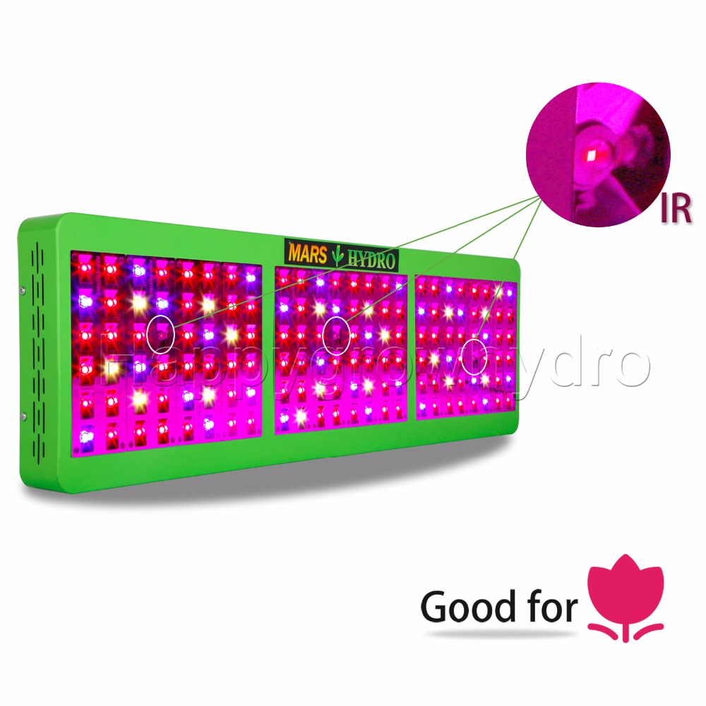 Led Grow Light Mars Hydro Reflector 720W Plant Grow Light for Hydroponics Grow Box tyr hydro light