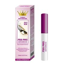 FEG Pro Eyelash Growth Enhancer Natural Eye Lash Serum Mascara  Booster Treatments Las