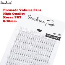 3D-6D Short Stem Volume Lash Fans 8-18mm Premade Individual Extension Wholesale Bundles Lashes