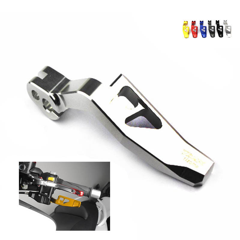 MOTORBIKE Parking Brake Lever FOR YAMAHA T-MAX 500 2008-2011 TMAX 530 12-14 XP530 CNC 6 COLOR Free shipping brake pads set for yamaha xp500 tmax500 t max500 xp 500 t max t max tmax 2008 2009 2010 2011 sv tech max abs