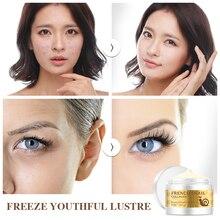 Snail face cream hyaluronic acid moisturizer anti Wrinkle anti aging nourishing collagen snail serum day cream skin care product