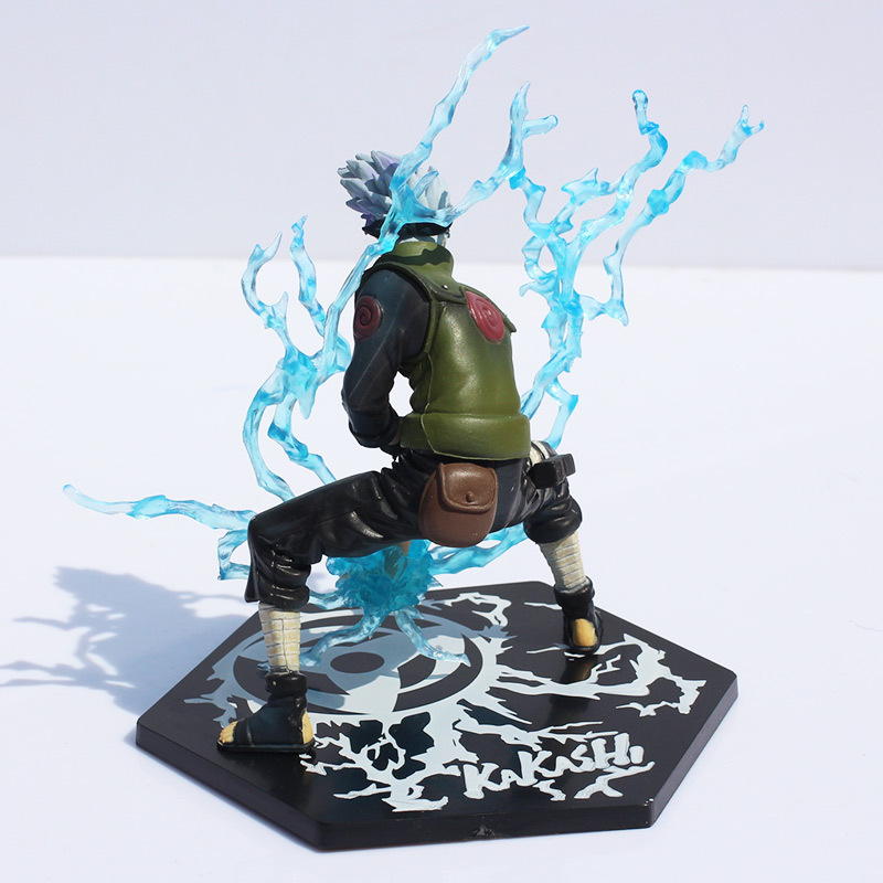Action Figure Hatake Kakashi 2