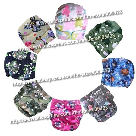 Моющиеся ткани детские пеленки ing пеленки napkinnappies подгузник diapers1pcs ткань пеленки+ 2 шт. вставки(2 слоя бамбука+ 1 слой микро
