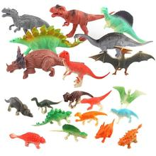 Materials Platter Realistic Dinosaurier Spielzeug Set Party