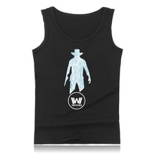 WestWorld Fashion Cotton Tank / Vest Top