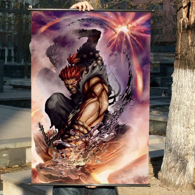 Street Fighter 5 Character Art
