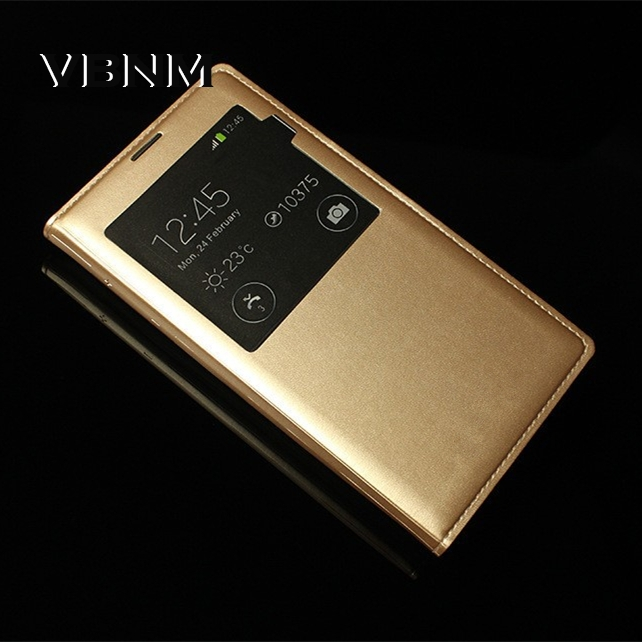 Mobile Phone Bag Flip Luxury Leather Cover Case for