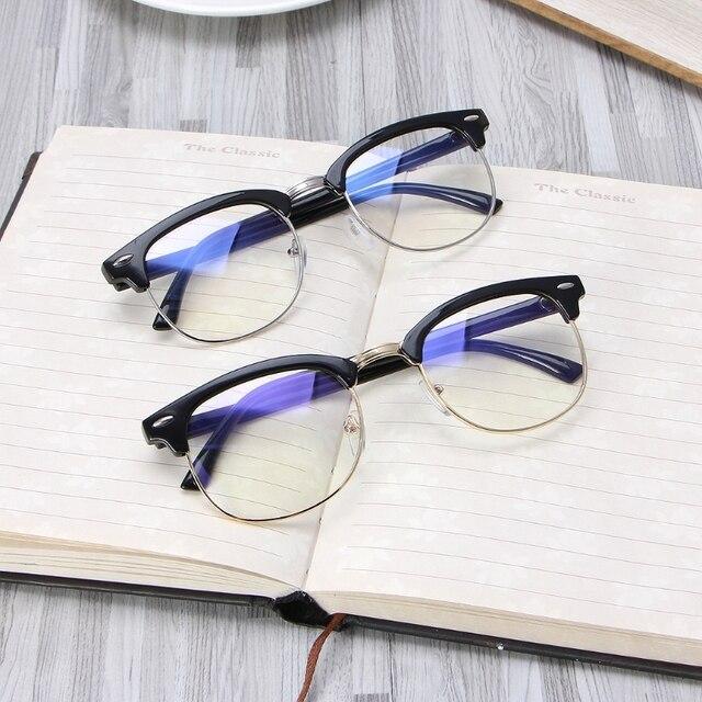 Anti-Glare Anti-UV Gaming Reading Computer Digital Screen Eye Protection Glasses