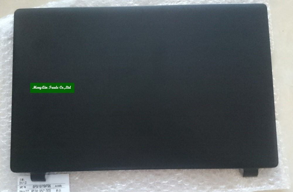 New LCD back cover For Acer Aspire ACERE5-511G E5-521G E5-571G top cover LCD back cover Rear Case AP154000400 new case cover for acer vx15 vx5 591g lcd back cover ap1ty000100