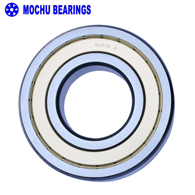 1pcs bearing 6313 6313Z 6313ZZ 6313-2Z 65x140x33 MOCHU Shielded Deep groove ball bearings Single row High Quality bearings 1pcs bearing 6318 6318z 6318zz 6318 2z 90x190x43 mochu shielded deep groove ball bearings single row high quality bearings