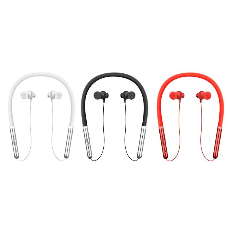 VODOOL Q30 Bluetooth 5.0 Earphones Low-power Neck-hanging Ture Wireless Earbud Earphones Stereo for Smartphone PC Dropshipping
