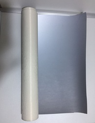 Tela reflectante de cuero PVC de 100CM x 25M