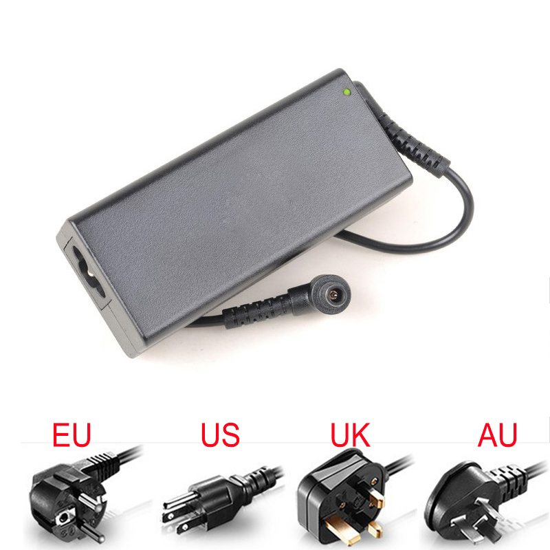 19.5V 4.7A 90w AC ադապտեր մարտկոցի լիցքավորիչ `Sony Vaio PCG VGN Laptop- ի համար