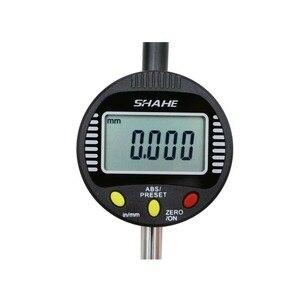 Image 2 - Shahe 0 50mm digital manometer anzeige mikron messuhr digitale messuhr 0,001mm messuhr