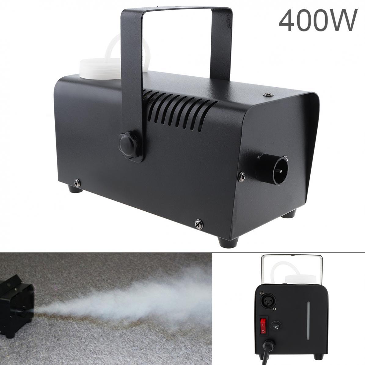 Wire Control 400W Hood Fog Machine Professional Fog Machine Fog Ejector For Wedding / Stage / KTV / Bar