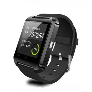 Bluetooth Smart Wristwatch U8 Plus Sport Watch Anti-lost Phone Support Android & IOS Systems Health Wearable Devices - Electronic Factory store