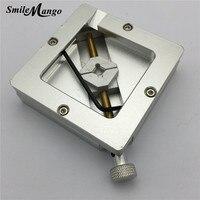 SmileMango Top quality universal 80x80mm BGA reballing station reball jig stencil holder HT 80 bga reballing station