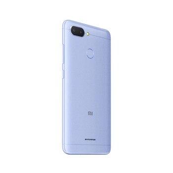 Original Xiaomi Redmi 6 3GB 32GB Cellphone Helio P22 Octa Core CPU 12MP+5MP Dual Cameras 5.45″ 18:9 Full Screen 3000mAh MIUI 9.6