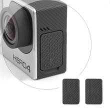2 шт аксессуары для камеры для GoPro Hero 4 3+ 3 Полезная запасная часть USB боковая крышка крышки двери#0122