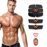 2018 New Muscle Trainer Electronic Muscle Exerciser Machine Fitness Toner Belly Leg Arm Exercise Toning Gear Workout Equipment