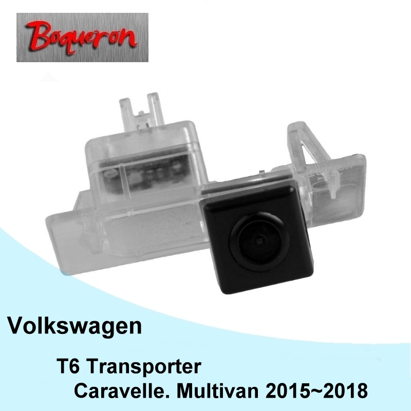 For vw T6 Transporter/Caravelle/Multivan 2015~2018 Back up Camera Rear view Camera Car SONY CCD Night Vision Vehicle Camera