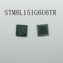 10pcs X STM8L151G6U6TR STM8L151G6 STM8L151 Free Shipping