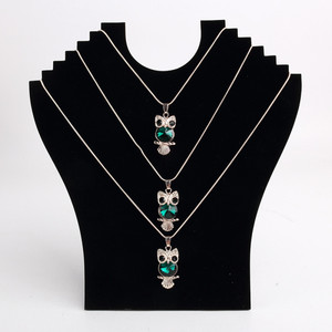 Pendant Necklace Chain Earring