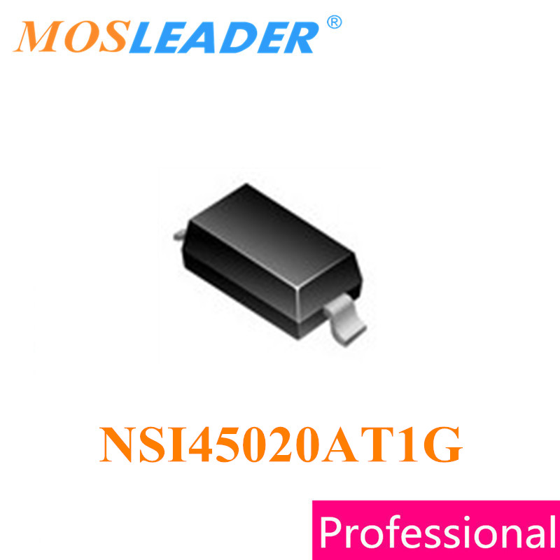Mosleader NSI45020AT1G SOD123 1000PCS 3000PCS 1206 NSI45020A NSI45020 LED Driver 45V 20mA Original High quality 10pcs nsi45020at1g nsi45020 sod 123