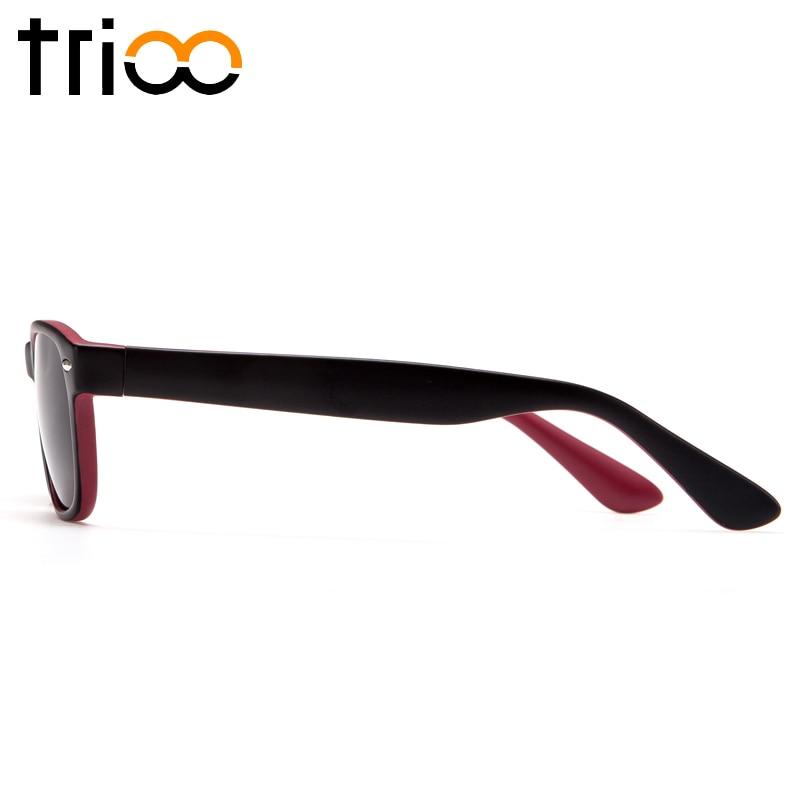 TRIOO Absolvent 0,25 zu 12 Frauen Sonnenbrille Rezept Objektiv Gläser UV400 Myopie Weibliche Sonnenbrille Brillen Zubehör - 3