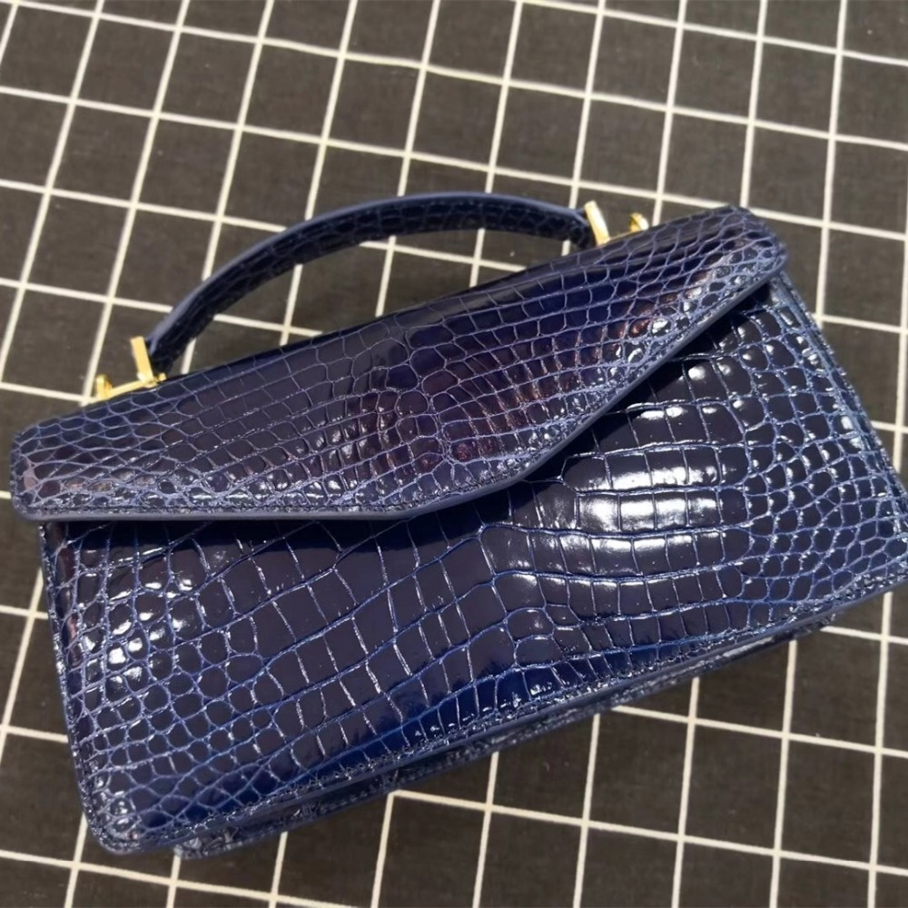 LGLOIV Real crocodile luxury handbags women bags designer with logo satchel custom-made lgloiv real crocodile luxury handbags women bags designer with logo satchel custom made 2018