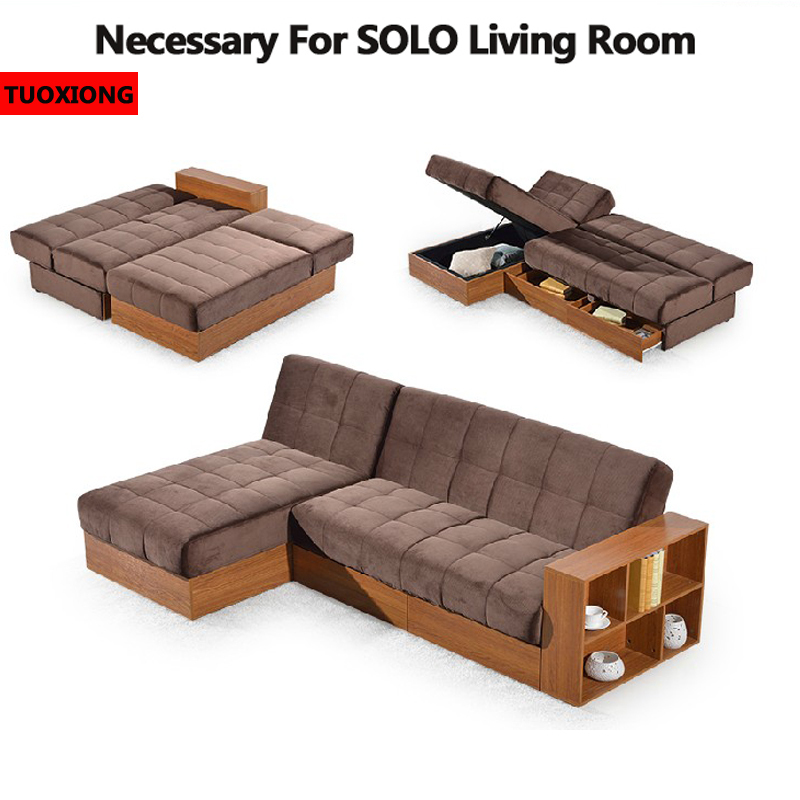 Sleeping Sofa As Bed Multifunctional Modern Folding Sofa Bed European Style  Living Room Furniture For Living Room Sofa Set In Living Room Sofas From ...