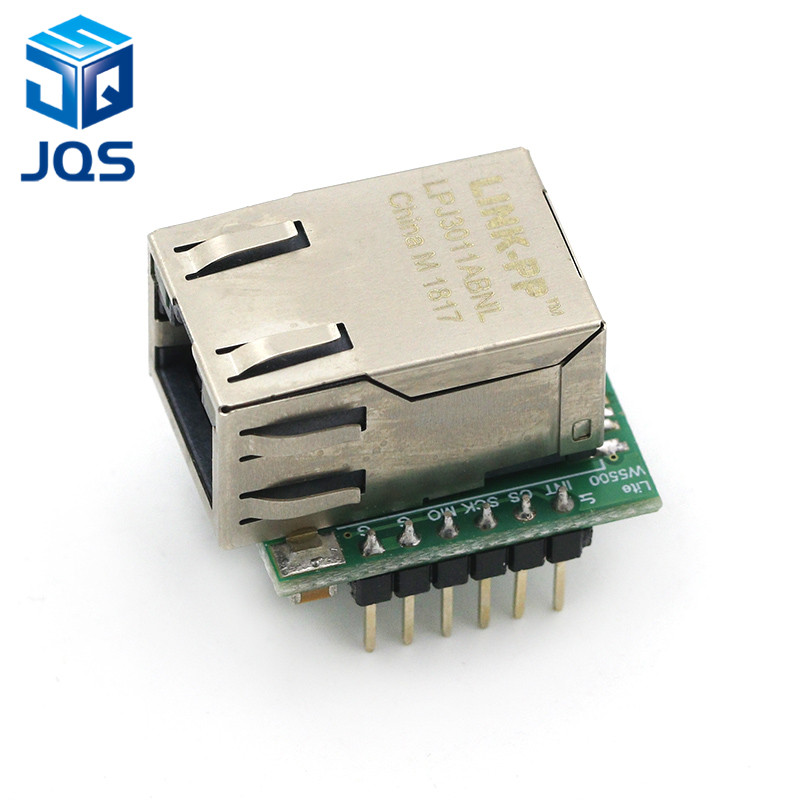 Smart Electronics USR-ES1 W5500 Chip New SPI To LAN/ Ethernet Converter TCP/IP Mod