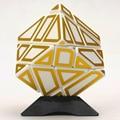 La más nueva Versión Ninja 3x3 Fantasma Mágica Cubo Cubos y Huachuang MoYu 5x5x5 Cubo de la Velocidad Cubo mágico Puzzle de Aprendizaje y Educativos Juguetes