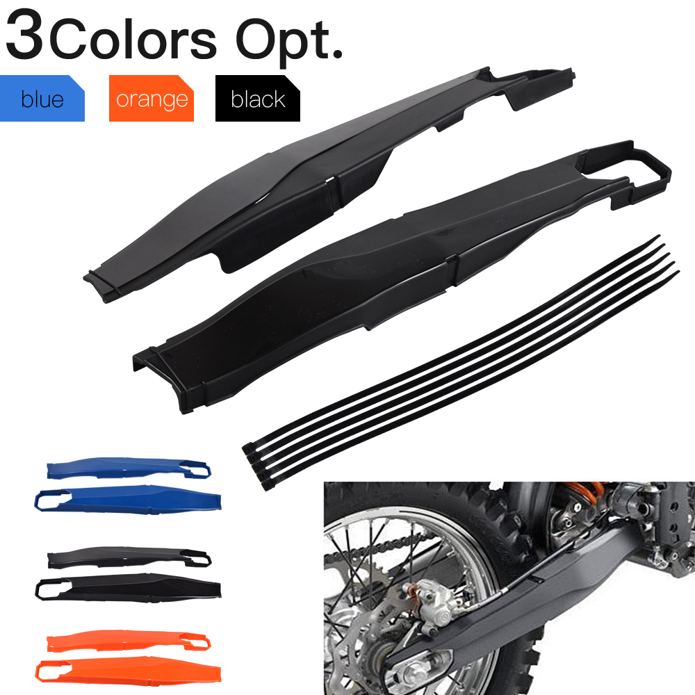 Motorcycle Swingarm Guard Swing Arm Protector Cover For KTM 150 200 250 300 350 450 500 EXC EXC-F XCW XC-W Tpi XCF-W Six Days(China)