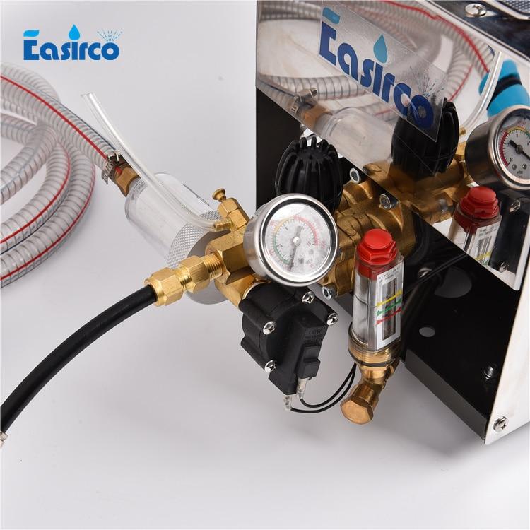 안개 냉각 시스템 고압 펌프 20pcs 노즐 미스트 시스템 냉각-에서정원 살수기부터 홈 & 가든 의  그룹 3
