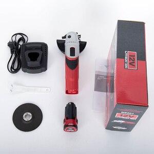 Image 2 - Hephaestus meuleuse dangle sans fil avec batterie au Lithium 12V, outil électrique angulaire, rectifieuse métal et bois, Machine à couper et à rectifier