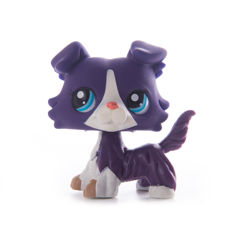 LPS Pet Shop Toys Dolls Cat Collie Dog Collection Stand Action Figures High Quality Littlest Model Toys Gifts Cosplay Toys