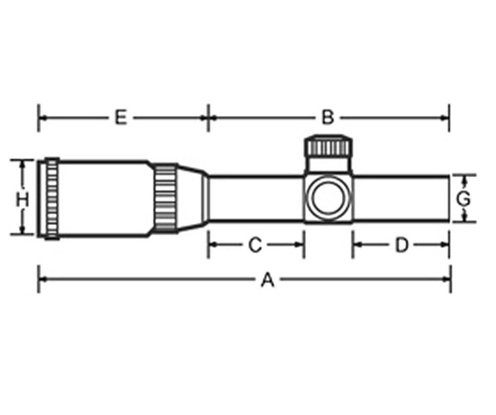 para Atirador tiro Airsoft Rifle
