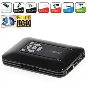 1080P Full HD Multi-Media Play