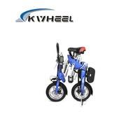 Foldable Electric Bike Mini Fashion Cycling Lithium Battery Bicycle