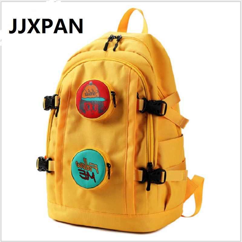 Мода Япония женский рюкзак Оксфорд рюкзаки для девочек-подростков с героями мультфильмов для мальчиков школьные сумки Дорожная сумка на плечо, рюкзак Mochila