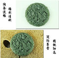 Exquisite Carving Pairs Natural Jade Carved Dragon Phoenix Pendants Real Green HeTian Jade Lucky Amulet Pendant Jewelry