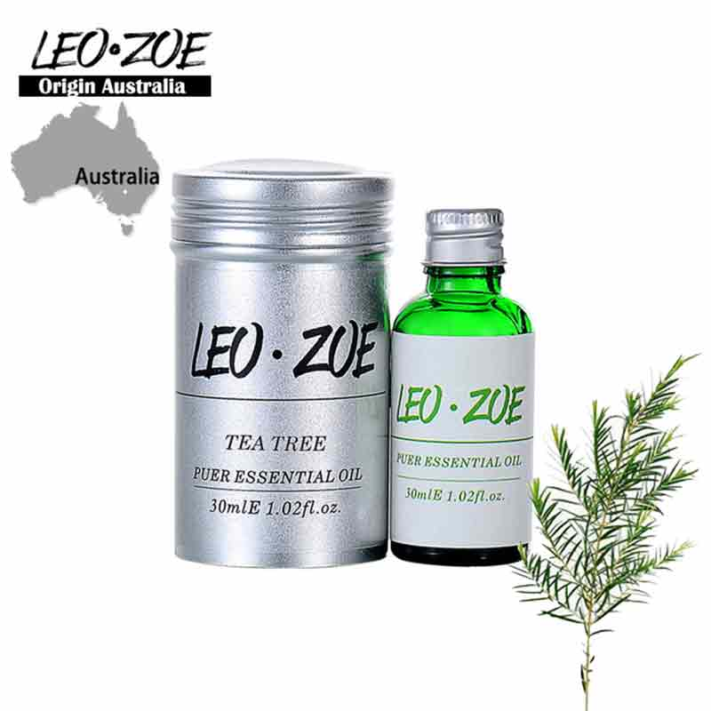 Well-Known Brand Famous Brand Tea Tree Essential Oil Certificate Of Origin Australia High Quality Tea Tree Oil 30ML LEOZOE