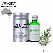 Tea tree essential oil Famous Brand LEOZOE Certificate of origin Sri Lanka Cinnamon Tea tree oil 30ML 100ML